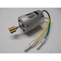 Tamiya RS 380 Size Brushed Motor w/ 10T Brass Pinion