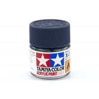 Tamiya X-3 Royal Blue Acrylic Paint 10ml