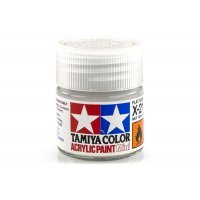 Tamiya X-21 Flat Base Gloss Acrylic Paint 10ml