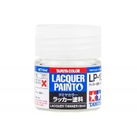 Tamiya LP-10 Lacquer Thinner 10ml