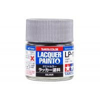Tamiya LP-11 Silver Lacquer Paint 10ml