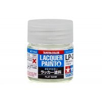 Tamiya LP-22 Flat Base Lacquer Paint 10ml