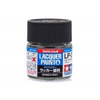 Tamiya LP-27 German Gray Lacquer Paint 10ml