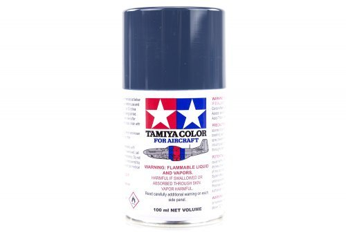 Tamiya AS-8 Navy Blue (US Navy) Aircraft Series Spray Paint 100ml
