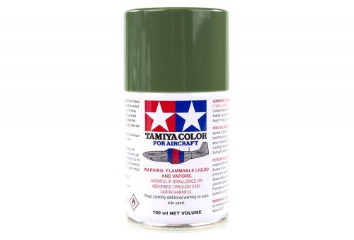 Tamiya AS-9 Dark Green (RAF) Aircraft Series Spray Paint 100ml