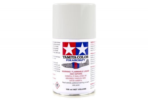 Tamiya AS-20 Insignia White Aircraft Series Spray Paint 100ml