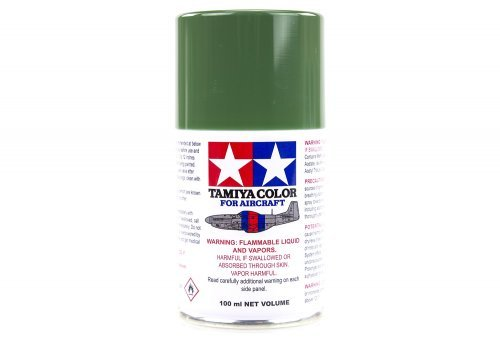 Tamiya AS-23 Light Green (Luftwaffe) Aircraft Series Spray Paint 100ml