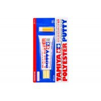Tamiya Yellow Polyester Putty 120g