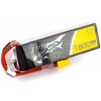 Tattu 14.8v 1800mAh 75C LiPo Battery