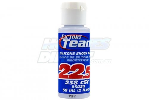 ASS5424 | Team Associated 22.5w (238 cSt) Silicone Shock Oil 59ml