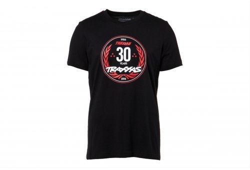 Traxxas 30 Year Anniversary Black Extra Large T-Shirt