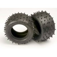 """Traxxas 2.2"""" Low Profile Spiked Tyres 2Pcs"""