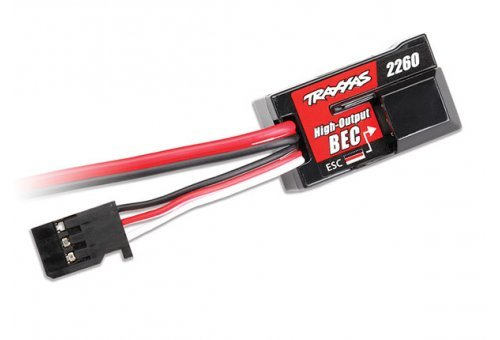 Traxxas Complete BEC Assembly