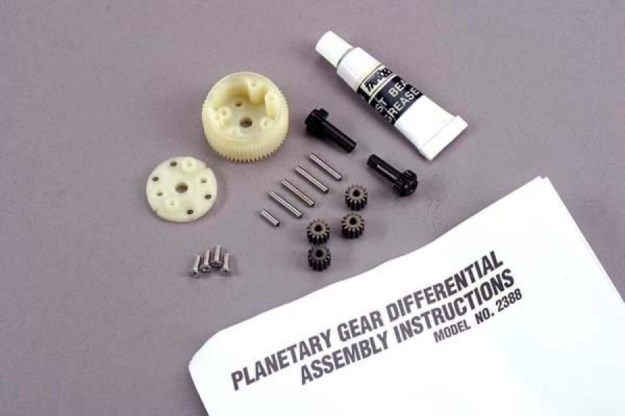 Traxxas Planetary Differential Gear Set