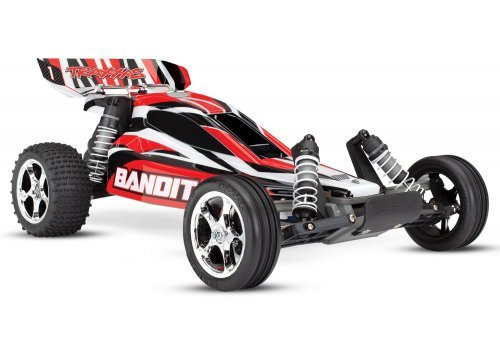 Traxxas 1/10 Bandit 2WD Electric Off Road RC Buggy