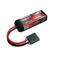 Traxxas Power Cell 11.1v 1400Mah 25C iD LiPo Battery