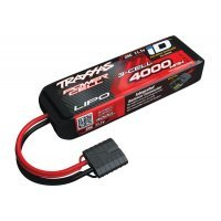 Traxxas Power Cell 11.1v 4000mAh 25C iD LiPo Battery