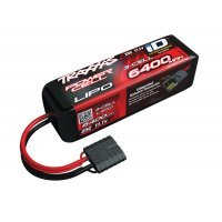 Traxxas Power Cell 11.1v 6400Mah 25C iD LiPo Battery