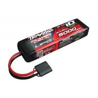Traxxas Power Cell 11.1v 5000mAh 25C iD LiPo Battery