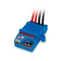Traxxas XL-5 Waterproof 100A Brushed ESC