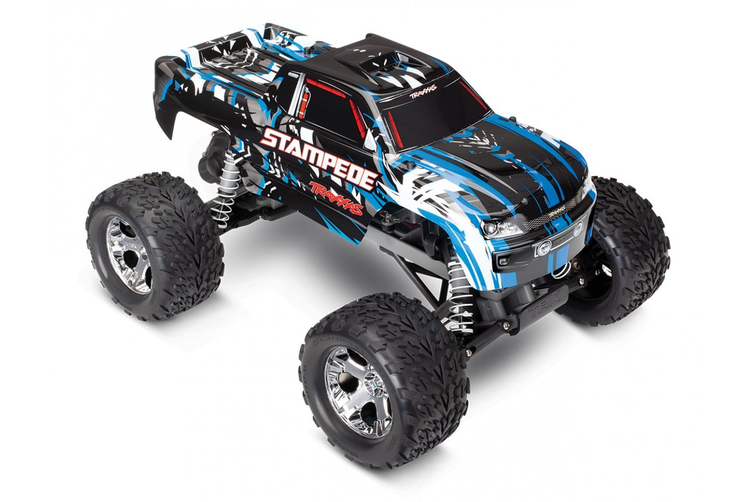 Traxxas 1/10 Stampede 2WD Electric Off Road RC Truck