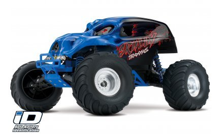 Stampede 2WD Bigfoot RPM 80189 Red Rear Suspension A-Arms for Rustler Skully