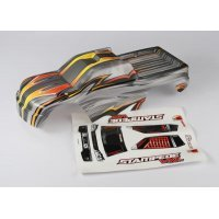 Traxxas Stampede ProGraphix Unpainted Body Shell