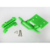 Traxxas Green Front Bumper w/ Hardware