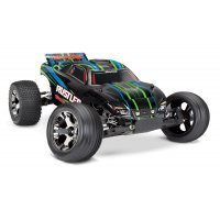 Traxxas 1/10 Rustler VXL Electric Brushless RC Stadium Truck (No Battery)