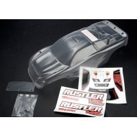 Traxxas Rustler Clear Unpainted Body Shell