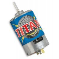 Traxxas Titan 550 Size 21 Turn Brushed Motor