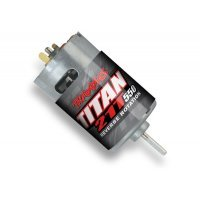 Traxxas Titan Reversed 550 Size 21 Turn Brushed Motor