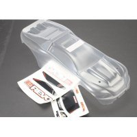 Traxxas E-Revo Clear Unpainted Body Shell