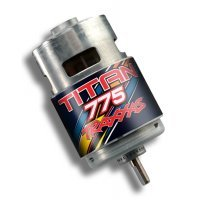 Traxxas Titan 775 Size 10 Turn Brushed Motor