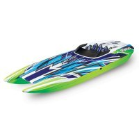 Traxxas M41 Widebody Electric Brushless RC Speed Boat