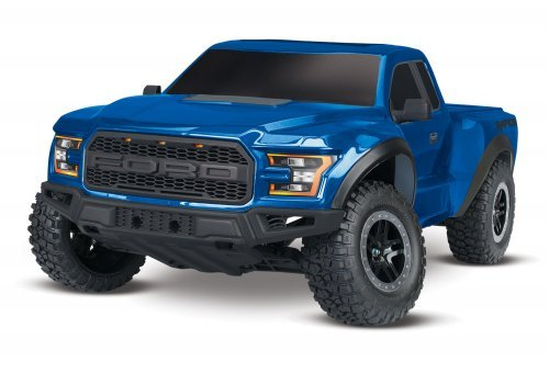 Traxxas 1/10 Slash Ford F-150 Raptor Electric Off Road RC Short Course Truck