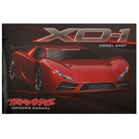 Traxxas XO-1 Owners Manual