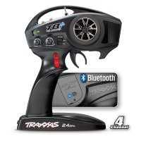 Traxxas TQi 2.4Ghz 4ch Radio w/ Bluetooth & TSM Receiver