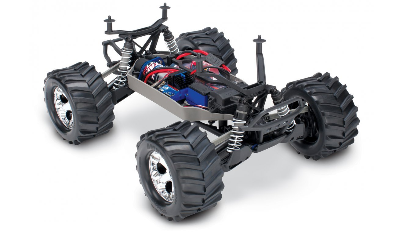 Traxxas 1/10 Stampede 4x4 Electric Off Road RC Truck