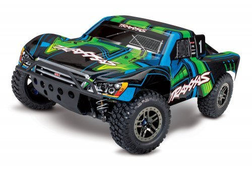 Traxxas 1/10 Slash 4x4 Ultimate Electric Brushless RC SCT w/ TSM (No Battery)