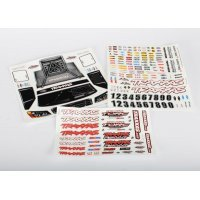 Traxxas Slash 4x4 Decal Sheets