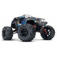 Traxxas 1/16 Summit Rock n Roll Electric RC Truck