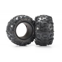 """Traxxas 2.2"""" Canyon AT Tyres w/ Foam Inserts 2Pcs"""