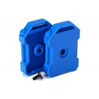 Traxxas TRX-4 Land Rover Defender Jerry Can Fuel Canister Blue 2Pcs