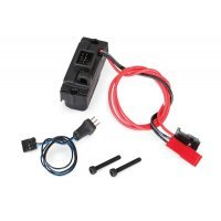 Traxxas TRX-4 LED Light Power Supply Regulated, (3V, 0.5-amp) 3-in-1 Wire Harness