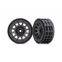 "Traxxas 2.2"" Method 105 Racing Charcoal Gray Rims 2Pcs"