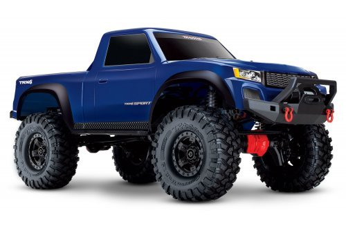 Traxxas 1/10 TRX-4 Sport Electric Off-Road Rock Crawler