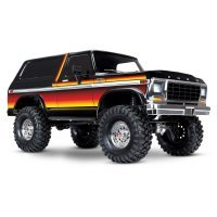 Traxxas 1/10 TRX-4 Ford Bronco Ranger XLT Electric Off-Road Rock Crawler