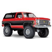 Traxxas 1/10 TRX-4 Chevrolet K5 Blazer Electric Off-Road Rock Crawler
