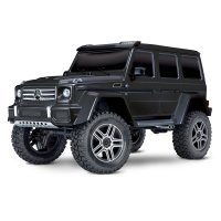 Traxxas 1/10 TRX-4 Mercedes G 500 Electric Off-Road Rock Crawler